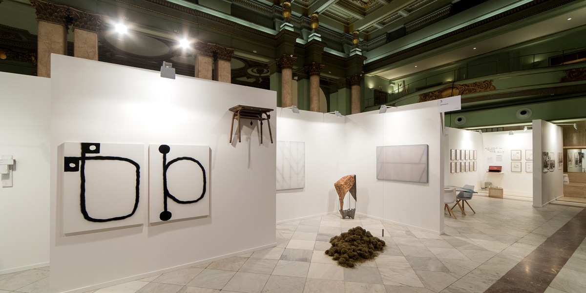 Contemporary Drawing Fair | Drawing Room Madrid