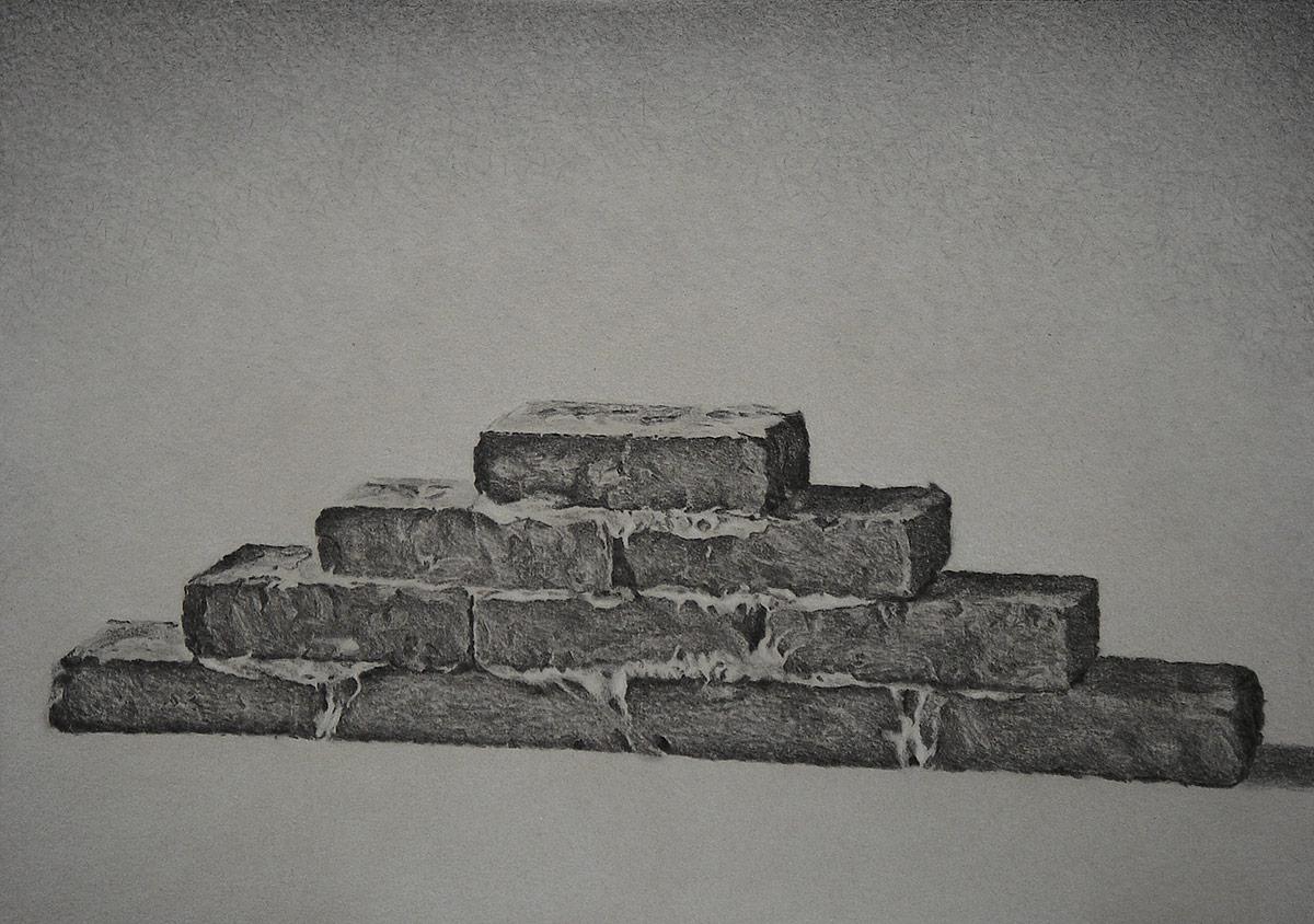 José-Miguel-PEREÑÍGUEZ.-Figura-de-10-ladrillos.2011.Creta-y-carbón-s_-cartón.60x85
